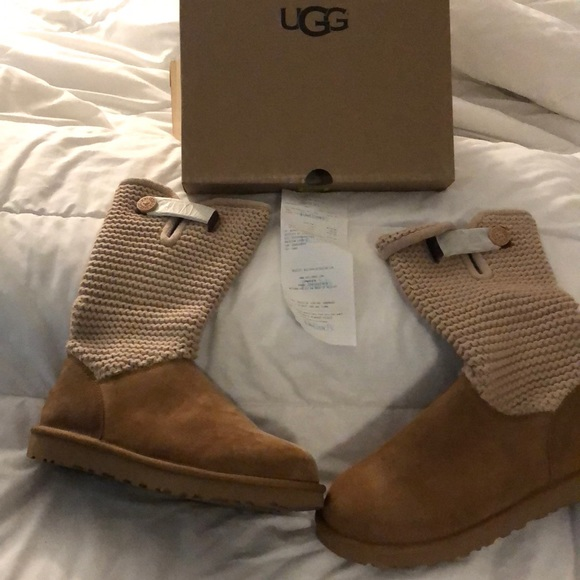 e008944d312 Ugg W Shaina size 10 boots Brand New Never Worn NWT